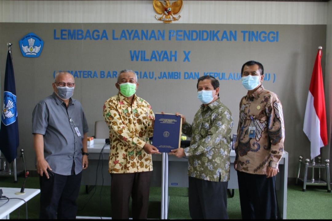 ISI Padang Panjang Buka Prodi Magister Humanitas