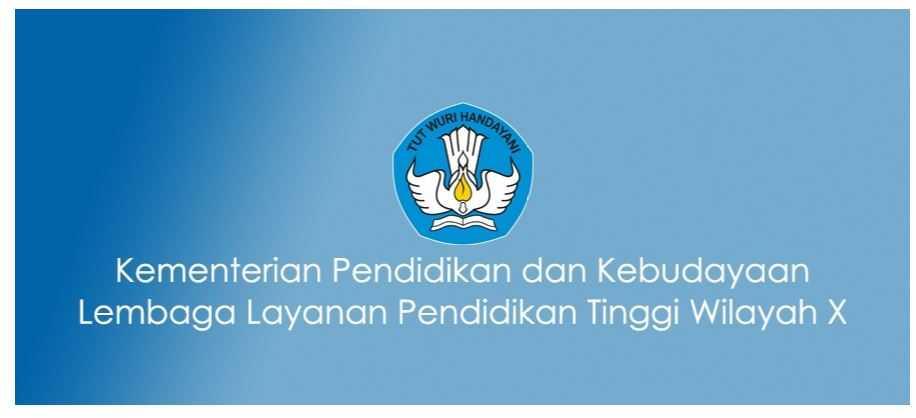 Undangan Diskusi bersama Sekretaris Ditjen Dikti Kemendikbud yang diselenggarakan melalui video conference